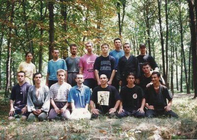 ninja kamp