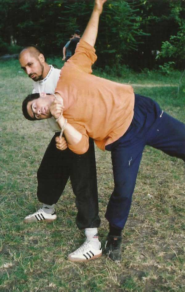 Bujinkan ninjutsu vesti borilačke veštine