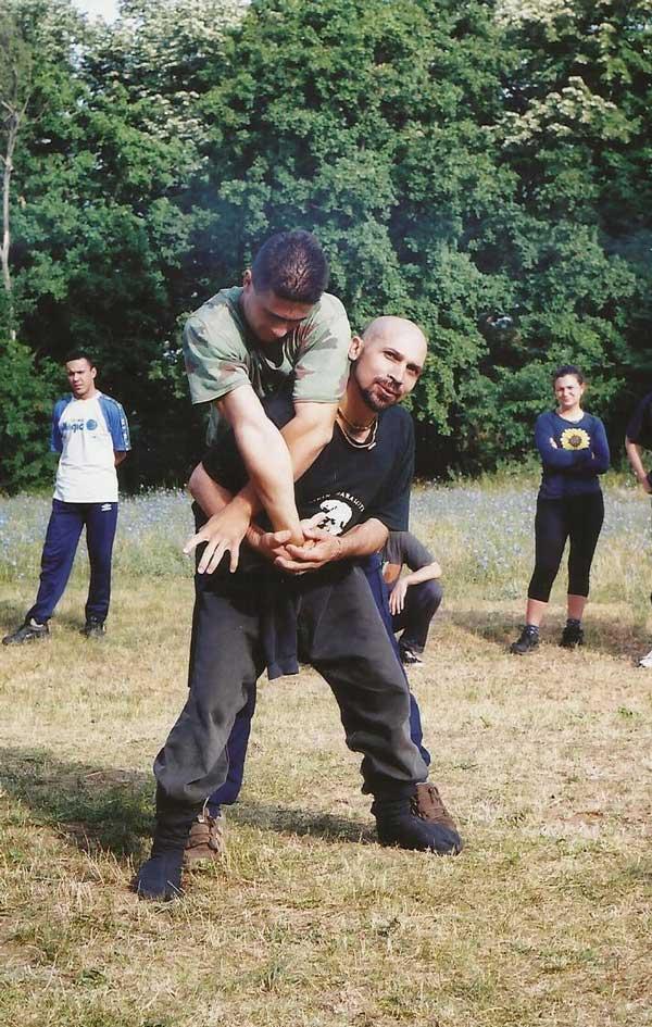 Bujinkan ninjutsu seminari o borilačkim veštimana